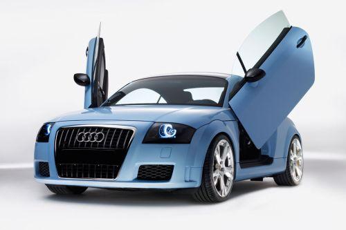 Audi Tt Calistto 2 Big 171 Realtuningpics